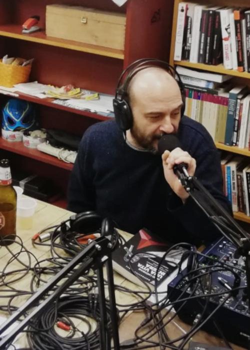 David Cacchione, una vita intera, Red Star Press