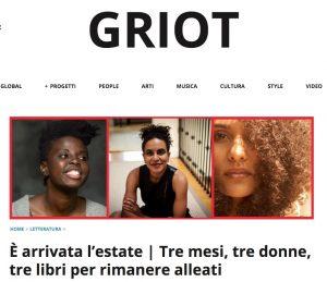 Negretta su Griotmag.com