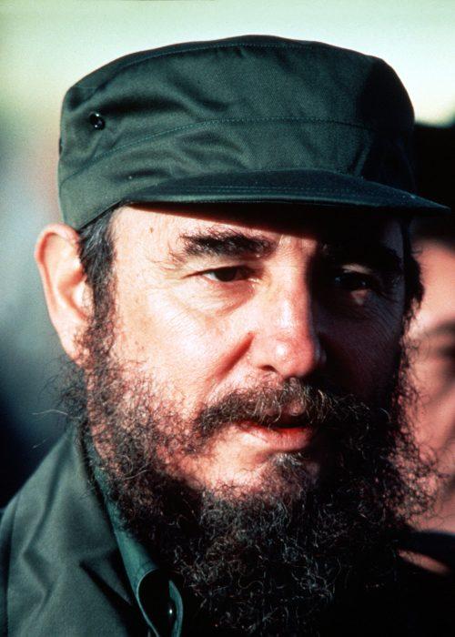 RCOD 233-X24  (X 1003-22)  Fidel Castro. Obligatory Credit - CAMERA PRESS/ Norman Sagansky. Pictured in the early 1970's: Fidel Castro, Cuban leader since 1959.